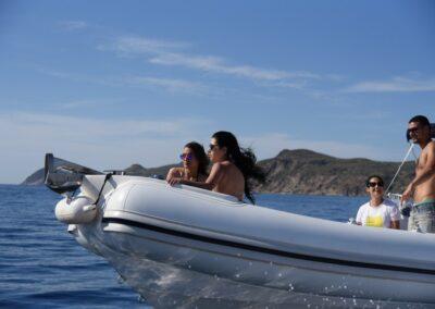 milos boat rental